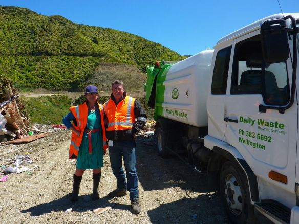 Darren and laurie Southern Landfill.