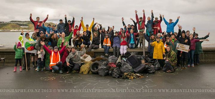 South Coast beach Clean Up