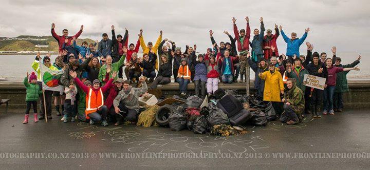 South Coast beach Clean Up